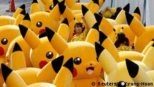 Japan - Pokemon Parade in Yokohama