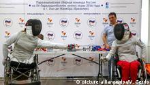 Russland Fechten Paralympics 2016