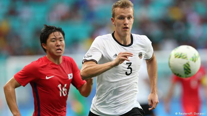 Rio 2016 Fussball Deutschland Südkorea (Reuters/F. Donasci)