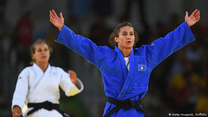 Rio 2016 Judo Majlinda Kelmendi Kosovo