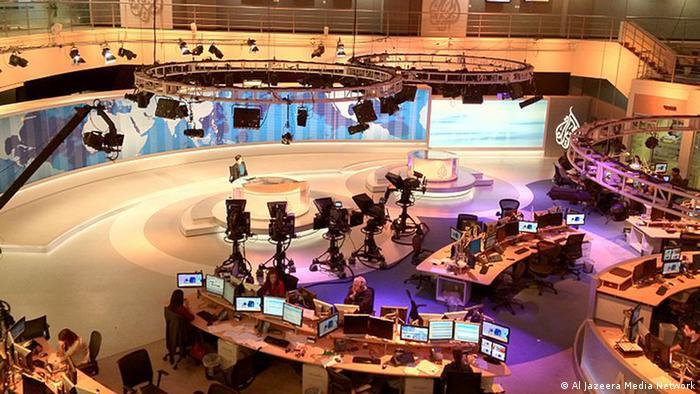 Países árabes exigem que Catar feche a Al Jazeera