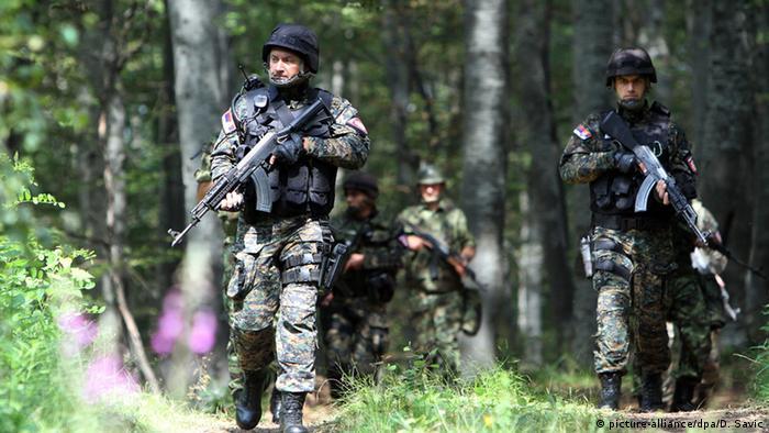 Serbia a întărit patrulele militare la frontiera cu Bulgaria