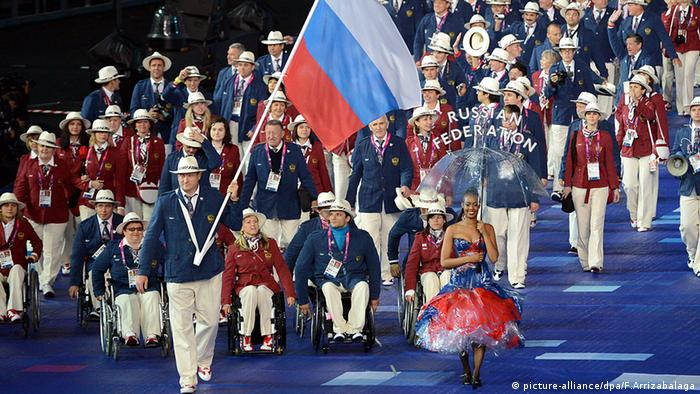 Russland Paralympic Games Sochi 2014
