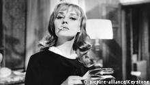 Schauspielerin Jeanne MOREAU