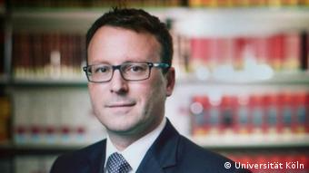 Portrait Professor Dr. Michael Kubiciel
