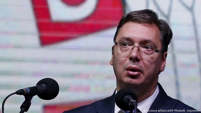 Predsjednik Srbije Aleksandar Vučić
