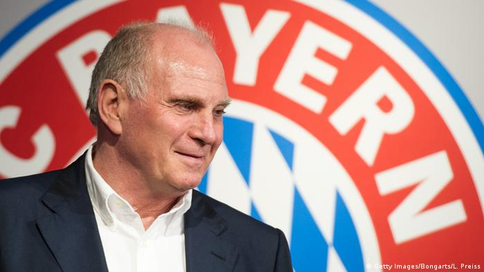 Uli Hoeneß (Getty Images/Bongarts/L. Preiss)