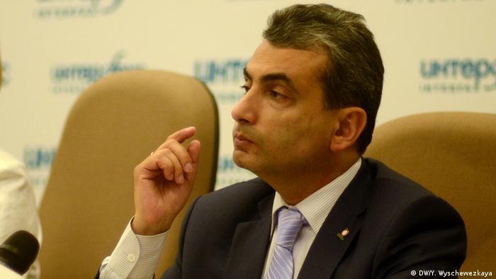 Лев Шлосберг, глава отделения партии Яблоко в Псковской области