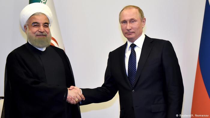 روسیه و برگ ایران در بازیهای منطقهای و بینالمللی