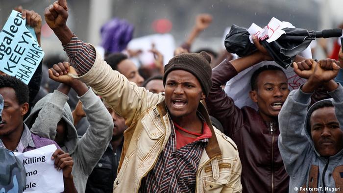 volk in äthiopien