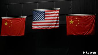 Chinese flag at Rio Olympics