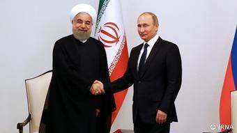 Путин и Рохани - приятели или само съюзници?
