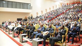 Amtseinführung Idriss Deby Tschad