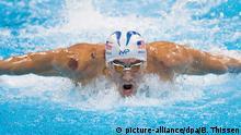 Rio 2016 Olympische Spiele Rio Momente 08 08 Schmetterling Männer