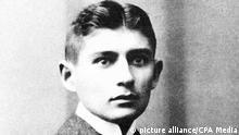 Schriftsteller Franz Kafka