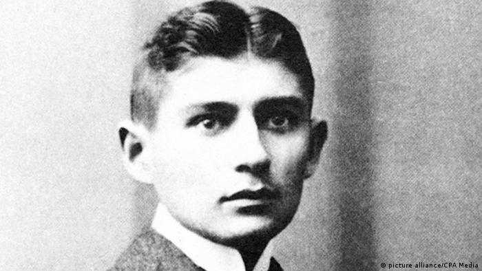 Author Franz Kafka (picture alliance/CPA Media)
