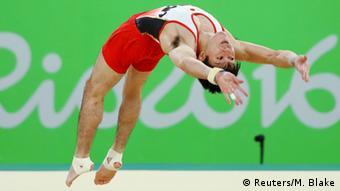 Brasilien Olympische Spiele in Rio - Fechten Sofia Welikaja vs. Jana Karapetowna Jegorjan