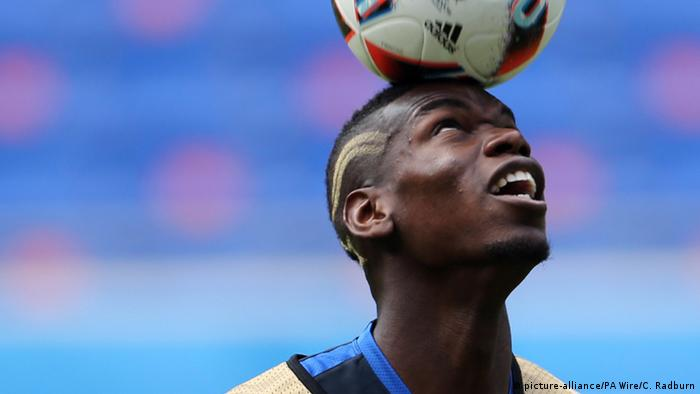 Fußballspieler Paul Pogba (picture-alliance/PA Wire/C. Radburn)