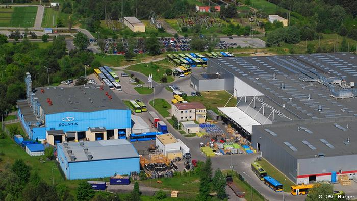 Solaris facility in Poland