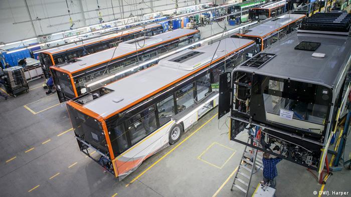 Solaris buses
