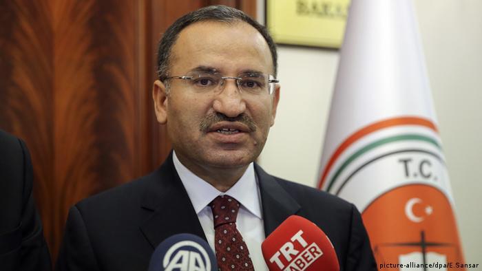 Bekir Bozdag Türkei Justizminister
