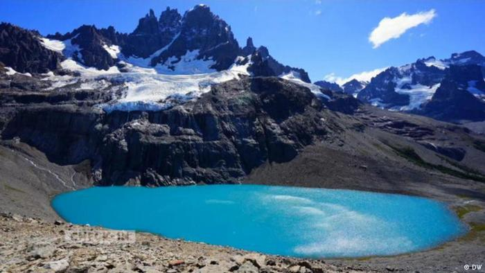 Check-in 13.08.2016. Globetrotter Patagonien Chile