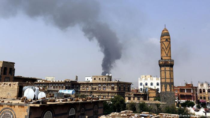 العاصمة اليمنية صنعاء (أرشيف)