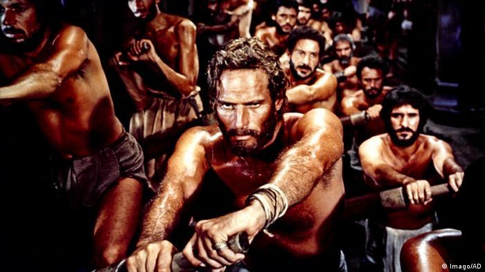 Ben Hur Film 1959 Charlton Heston (C) (Imago/AD)