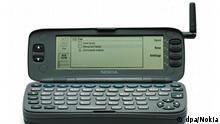 Nokia Communicator 9000, das erste Smartphone der Welt, 1996