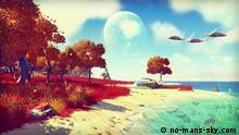 Nur für die Berichterstattung über dieses Spiel! Spiele Indie Games No Man´s Sky Copyright: no-mans-sky.com