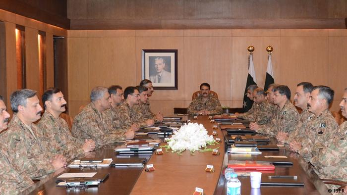 Pakistan Corps Commanders Conference
