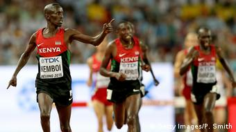 The shadow of suspicion hangs over Kenyan athletes after doping allegations