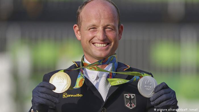 Rio 2016 Reiten Michael Jung
