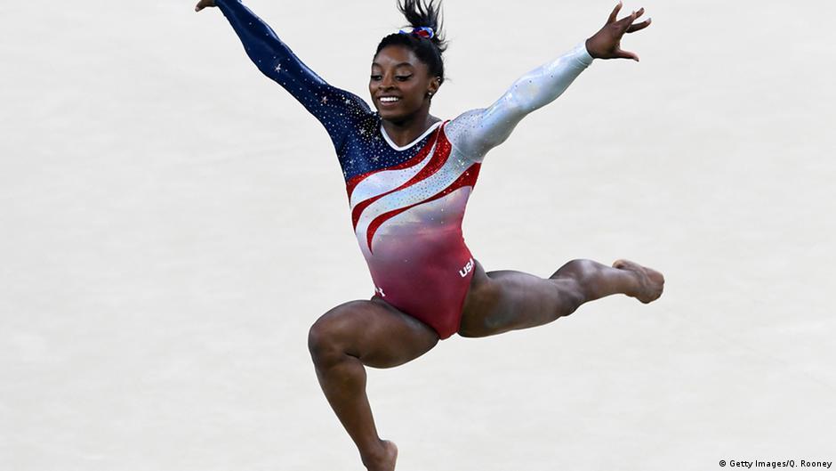 Olympics Simone Biles Pushes The Boundaries As Usa Sweep