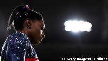 Rio Momente 09 08 Gymnastik Simone Biles (Getty Images/L. Griffiths)