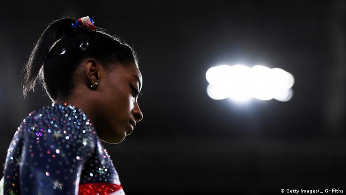 Rio Momente 09 08 Gymnastik Simone Biles