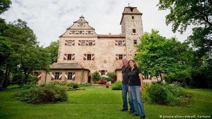 Жизнь в старинном замке. Мечта или реальность?