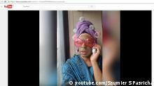 Screenshot YouTube Pammi Aunty (youtube.com/Ssumier S Pasricha)