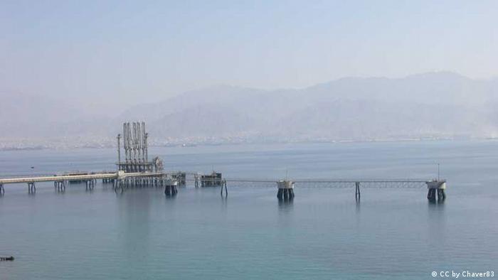 Израильский нефтепровод