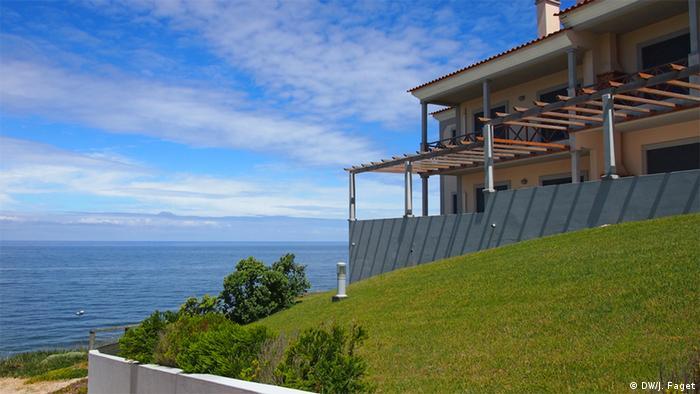 Дом на побережье в Португалии