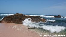 ****Bilder nur zur Berichterstattung des Wettbewerbs verwenden***** Zu sehen ist das Meer Mar de Cortés im Ort Los Cabos im mexikanischen Bundesstaat Baja California Sur. Copyright: Erik Alejandro Riverón
