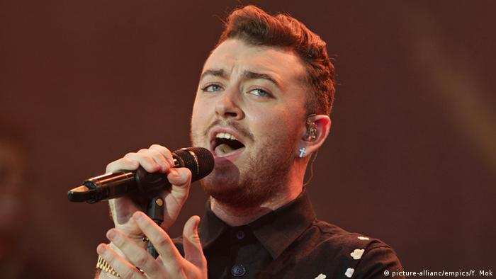 Sam Smith 2014 (picture-allianc/empics/Y. Mok)