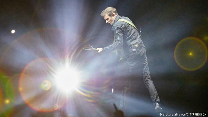 Auftritt der Band Muse (Foto: picture alliance/CITYPRESS 24)