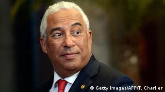 Portugal Ministerpräsident Antonio Costa (Getty Images/AFP/T. Charlier)