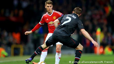 UEFA Europa League Manchester United vs. Liverpool