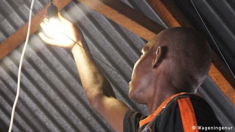 Forschungsprojekt gegen Malariabekämpfung