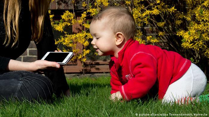 Смартфон детям не игрушка