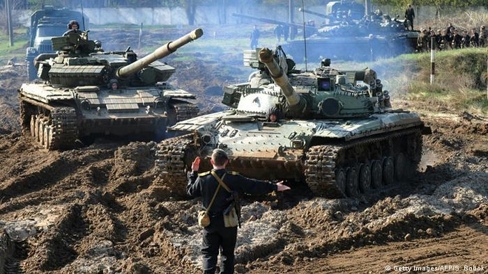 Ukraine Charkiw Ukrainische Panzer