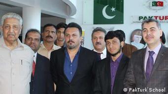 Pakistan PakTurk School