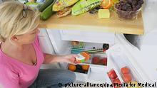 Kühlschrank Lagerung Lebensmittel